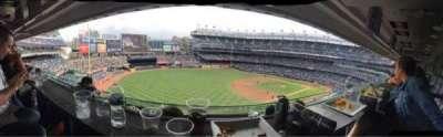 Yankee Stadium, vak: Suite 59, rij: B, stoel: 12