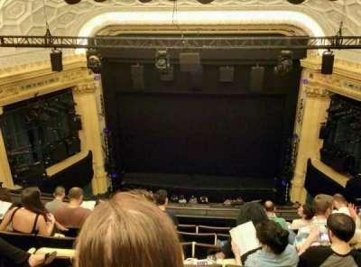 Hudson Theatre, vak: Balcony, rij: G, stoel: 112