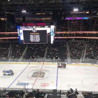 T-Mobile Arena, vak: 207