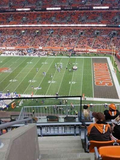 FirstEnergy Stadium, vak: 512, rij: 10, stoel: 4