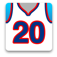 20 photos with the New Jersey Nets at home