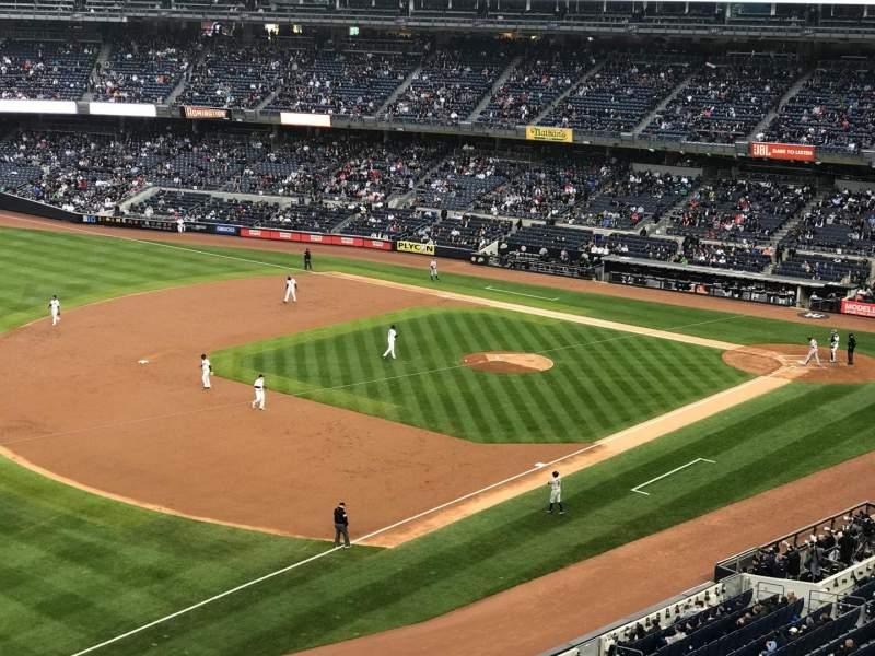 Yankee Stadium, vak: Suite 60, rij: A, stoel: 1