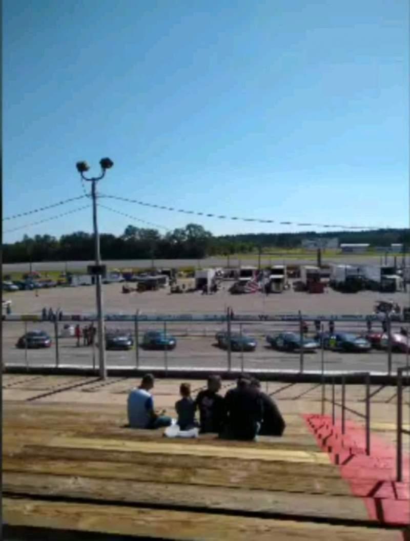 Uitzicht voor Mobile International Speedway