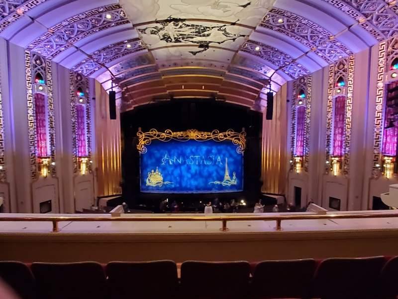Uitzicht voor The Bushnell Center for the Performing Arts - Mortensen Hall Vak Mezzanine D Rij F Stoel 308-309
