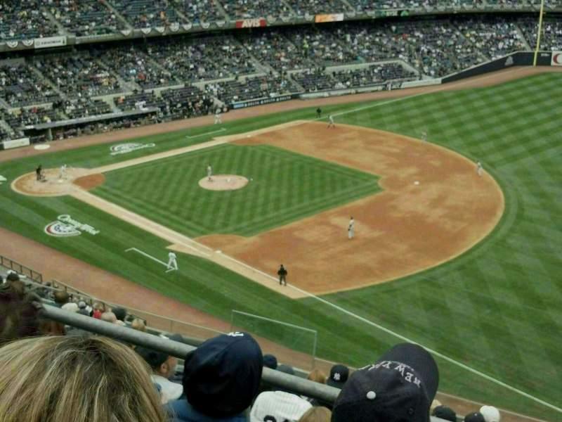 Yankee Stadium, vak: 311, rij: 10, stoel: 12