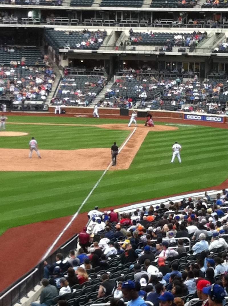 Yankee Stadium, vak: 231