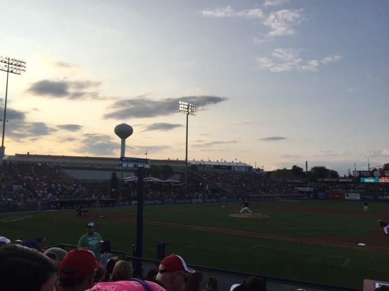 FirstEnergy Stadium (Reading), vak: Right 1, rij: 11, stoel: 3