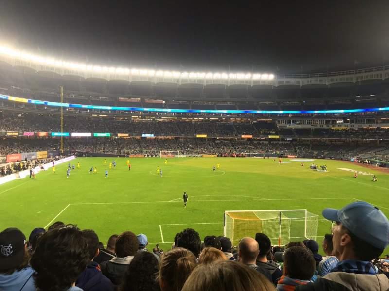 Yankee Stadium, vak: 236