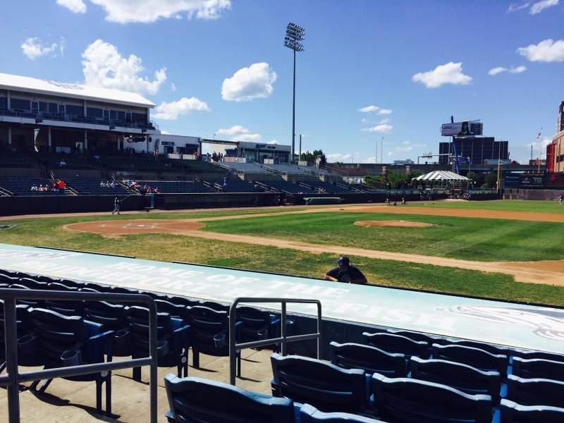The Ballpark at Harbor Yard