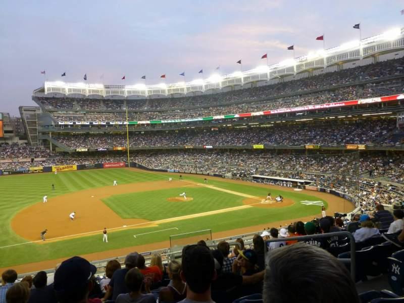 Yankee Stadium, vak: 226