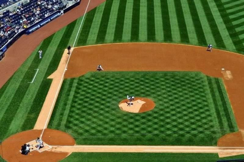 Yankee Stadium, vak: 417, rij: 11, stoel: 6