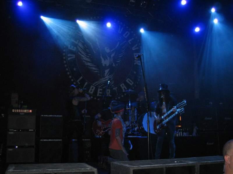 The Joint at Hard Rock Las Vegas, vak: GA, rij: Baracade