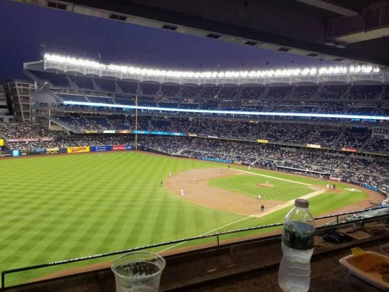 Yankee Stadium, vak: Suite 62, rij: 2, stoel: 21