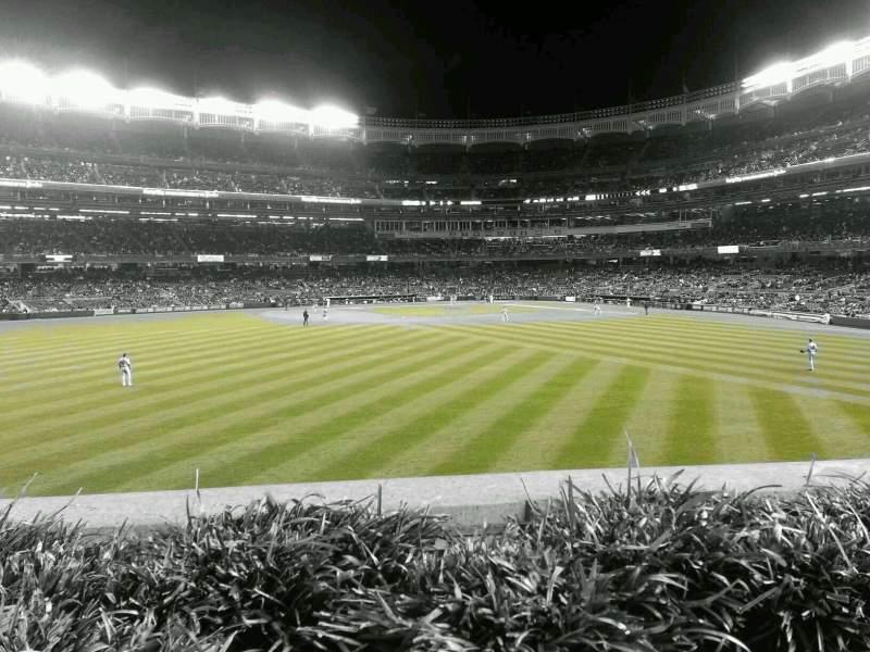 Yankee Stadium, vak: 238, rij: 1, stoel: 4