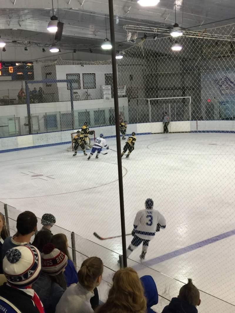 Uitzicht voor Lexington Ice Center